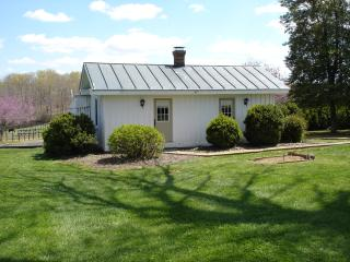 Servants' Cottage on Huge Horse/Cattle Farm, Charlottesville