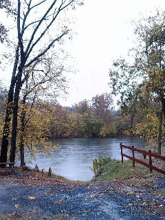 #1 Rock Tavern River Kamp (water front- Shenandoah River) within walking distance of cabin
