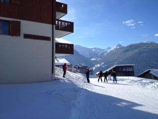 Ultimate ski in/appartement dans Vallandry!!