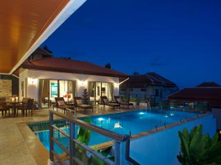Samui Sunrise Seaview Villa - 3 Bedroom