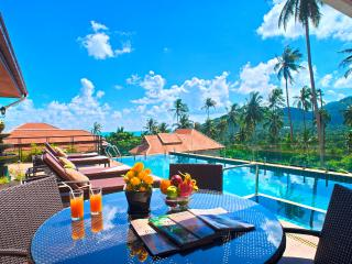 Samui Sunrise Seaview Villa - 2 Bedroom, Chaweng
