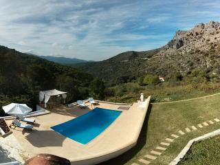 Preciosa casa rural con magníficas vistas y wifi, Ronda