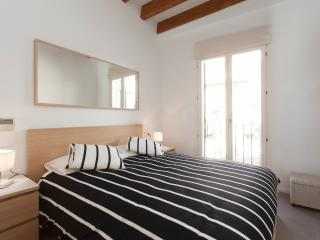 LA RAMBLA 2 St: TERRACE APARTMENT + FREE PARKING, Palma de Majorque