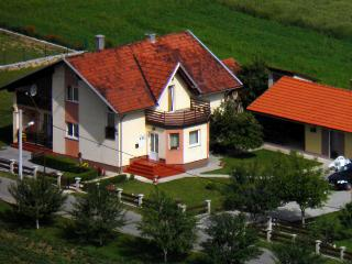 Apartment river Gacka near Plitvice lakes, Otocac