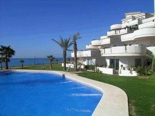 Luxurious beach front 4 bedroom apartment, Estepona