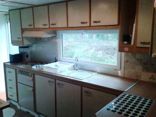 Adequately equipped kitchen