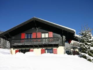 Ski Chalet in Champoussin (CH), Portes du Soleil