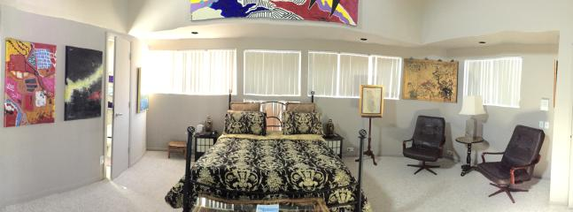 upstairs bedroom