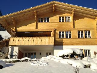Chalet Betula, a charming alpine retreat.