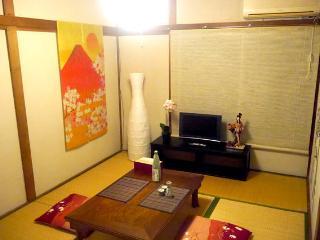 Ryokan style flat in Shinjuku (Japanese inn)