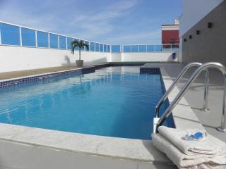 Luxury 3 Bedroom Apartment - Best & Safest Area - Pool, Sauna, BBQ, Playground