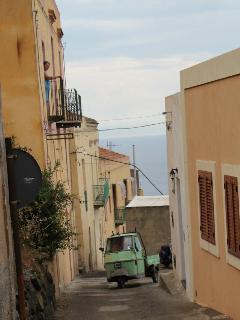 Borgo centrale di Rinella