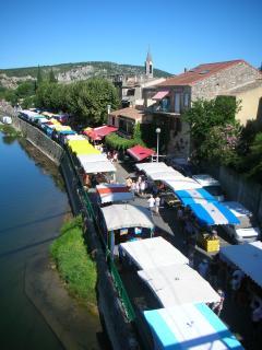 Summer delights market