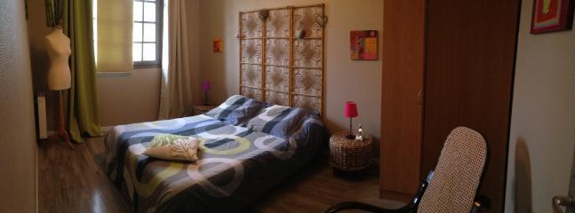 chambre 2 avec lit 2 personnes de 140