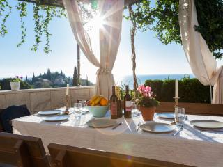 Luxury villa with pool Budva