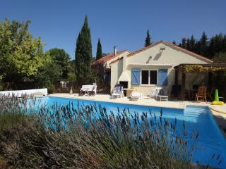 large villa cose to carcassonne and mediterranean