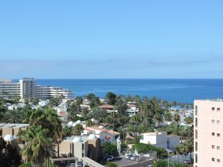 Cosy apartement with a view on the ocean, Playa de las Américas