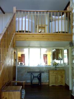 Lancombes House Farmhouse - Landing/Hall