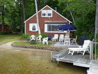 Little Sebago Lake Cottage, Gray