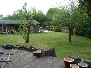 Garden with Martial Arts, Gym and Snooker room