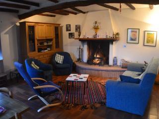 Living room Casa San Moscato