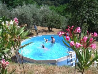 San Moscato: Secluded Tuscan holiday house with private swimming pool and garden, sleeps 12