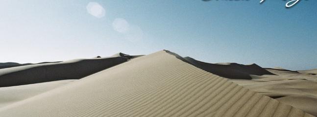 Stunning Namib Dunes, on the doorstep of Chala-Kigi !