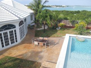 The White House in Paradise Exuma