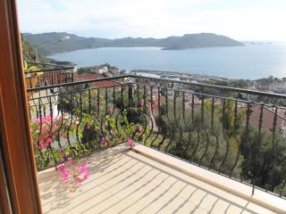 Kas Inn Turuncu /Orange Dublex Apart  w/ Sea View