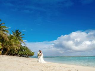 A beautiful wedding on Jenny's Beach