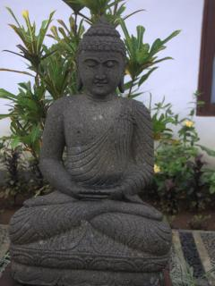 Budi'es statue of astana swaha