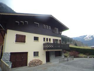 Spacious 3-bedroom apartment in Morzine