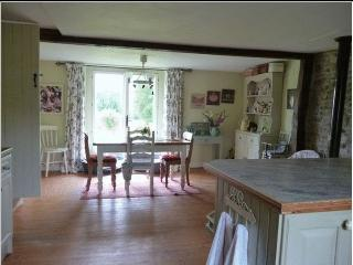 Charming Stone French Country House, Saint-Vigor-des-Monts