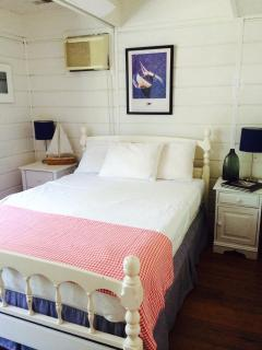 Bedroom #1 Full Size  First Floor