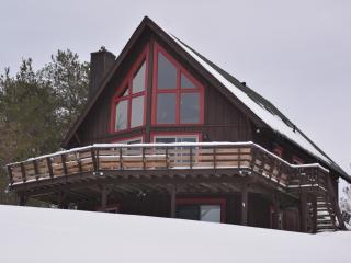 North Fork Mountain View Chalet, Lake Placid