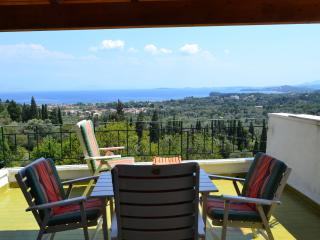 Holiday house with sea view  in Corfu  Ag.Marcos, Agios Markos
