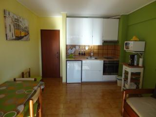 Beach apartment...T1 with swimming pool(summer), Costa da Caparica