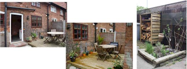 Decking and Rear