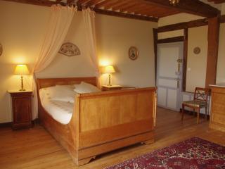 Chambre double OPERA. Salle de bains et WC, Vieux-Pont-en-Auge