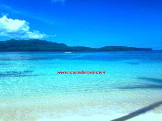 on Las Ballenas Beach ... a dream come true!, Las Terrenas