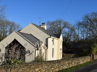 view of house from country lane
