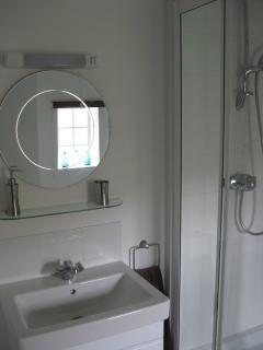 Modern shower room ......