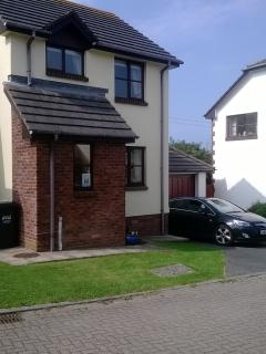 Ocean Bliss house -  quiet residential street cul-de-sac, with countryside around. parking space.