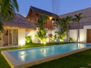 Superb 4BR Villa in SEMINYAK I Pool 14x4m I Staff I 5mn to the BEACH I 10 pax