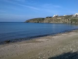 Wunderbares Haus am Meer (L), Agios Romanos