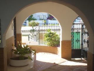 Entrance la Hacienda