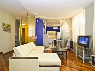 Luxury apartment next to Hermitage 1 bedroom, Saint-Pétersbourg