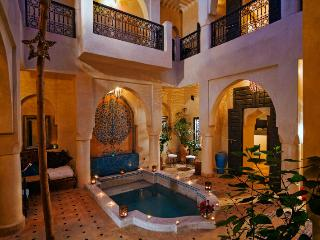 Intimate  Riad Papillon, Marrakech