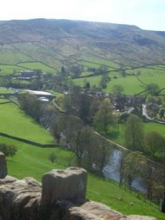 Burnsall and Grassington within easy reach of Appletreewick