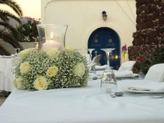 THE PERFECT WEDDING IN SANTORINI !!!, Akrotiri